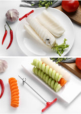 Vegetables Spiral Cutter