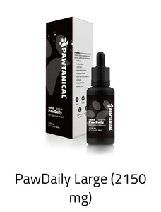 PawDaily For Large Dogs (2150 mg)