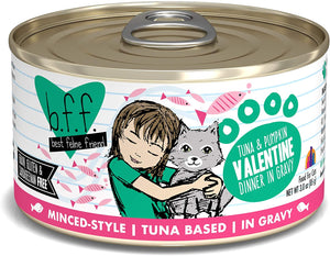 Tuna & Pumpkin Valentine Canned Cat Food