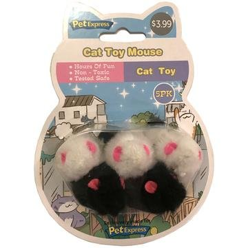 Plush Mice 6 Pack