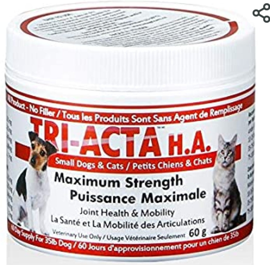 Tri-Acta H.A Maximum Strength Joint Care 60g