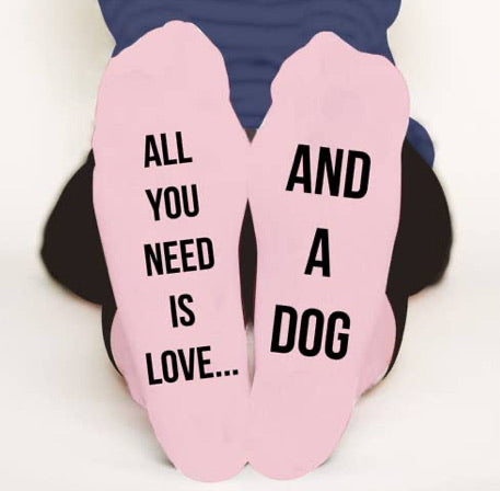 All you need .. Socks