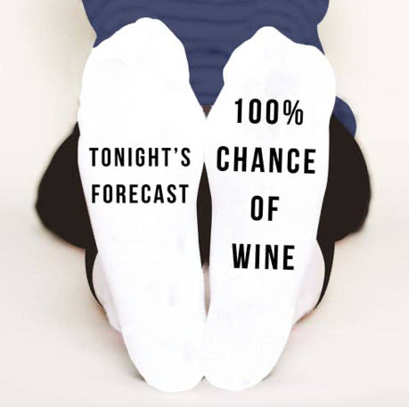 Tonight's Forecast Socks
