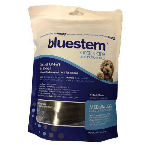 Bluestem Oral Care Dental Chews