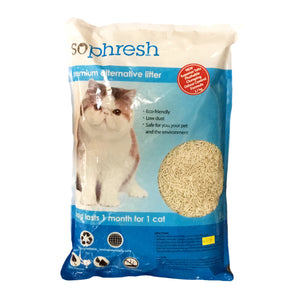 Sophresh Tofu Premium Alternative Litter