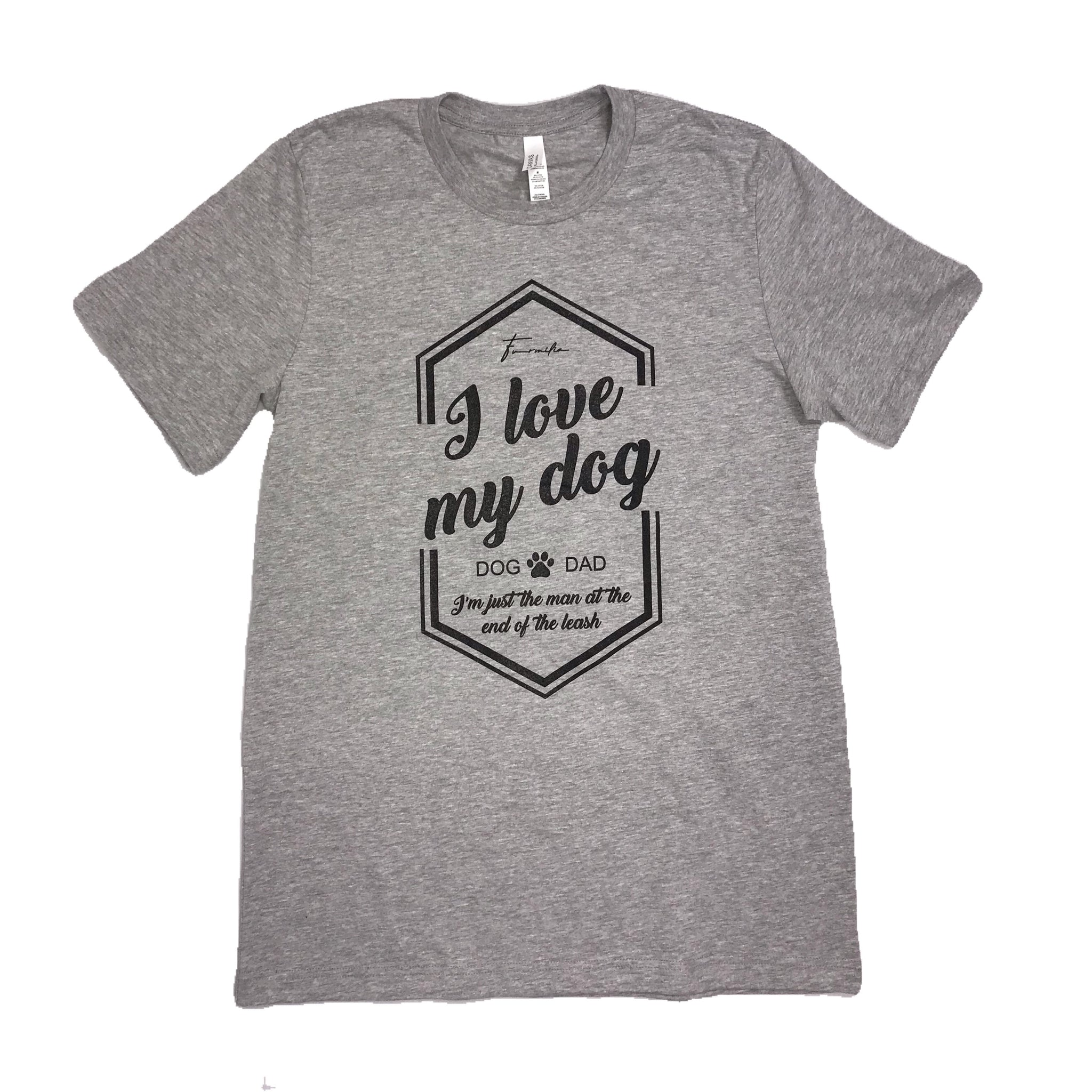 Dog dad Furmilia shirt