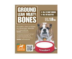 Ground Lean Meaty Bones