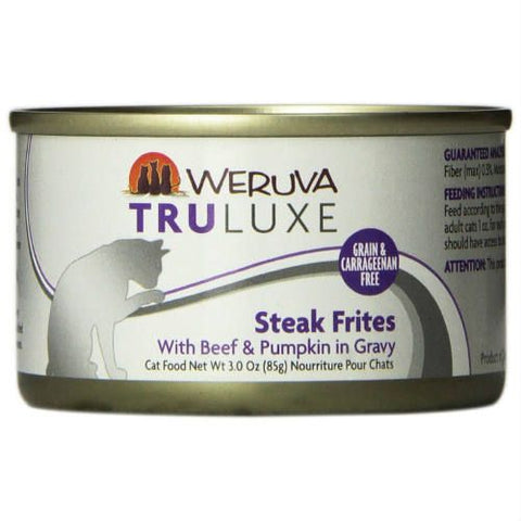 Steak Frites Canned Cat Food