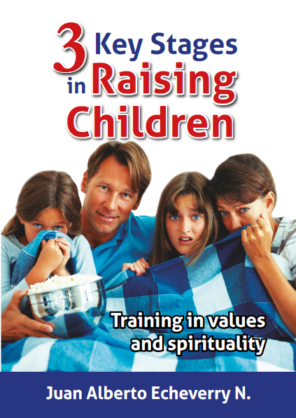 3 Key Stages in Raising Children