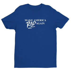 MARA Blue Premium Short Sleeve T-shirt | NoQuarter.us