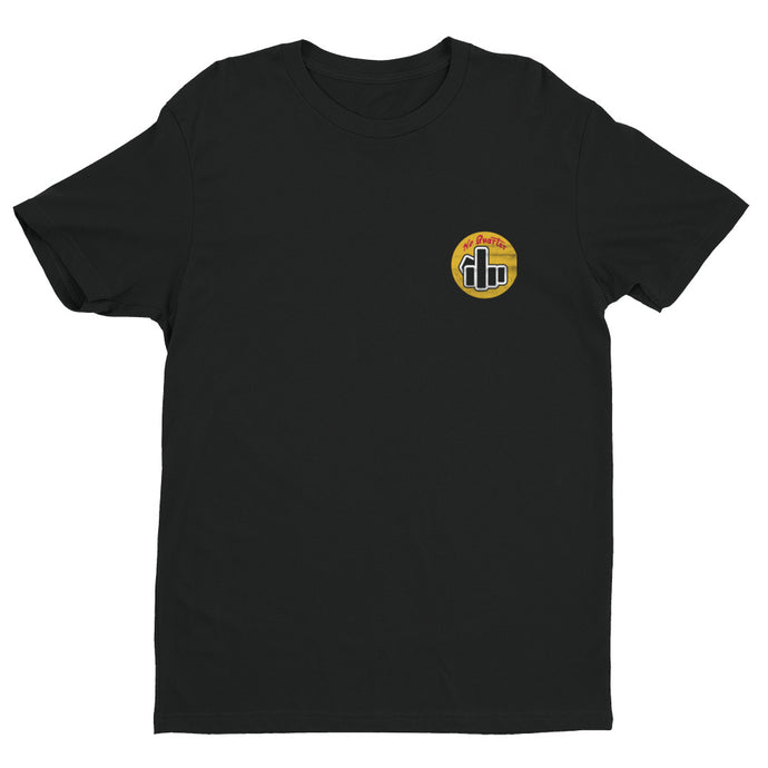 Cobra Kai Black Short Sleeve Premium T-shirt | NoQuarter.us