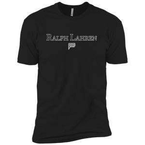 CustomCat T-Shirts Black / S ralph lahren Men's Premium Cotton Tee-Shirt