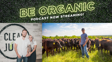 Be Organic Podcast - The True Cost of Food with Eric Perner