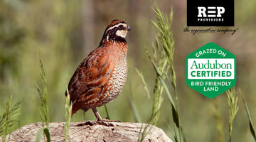 AUDUBON CERTIFIED - CONSERVATION RANCHING
