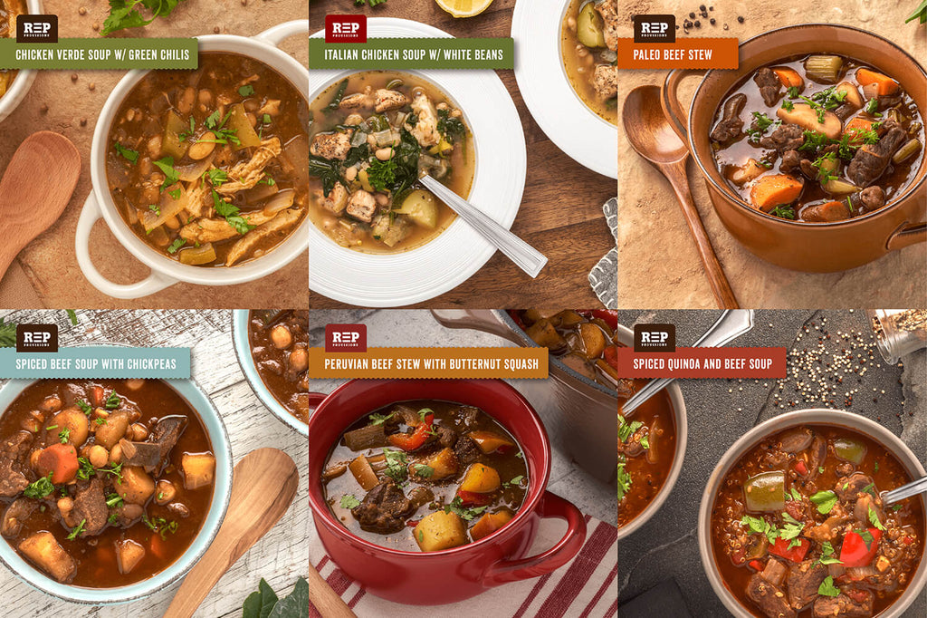REP Provisions Soup & Stew Kits