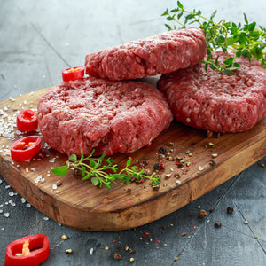 Regenerative Grass-fed Ground Beef from Small Family Farms, REP Provisions - The Regenerative Company.
