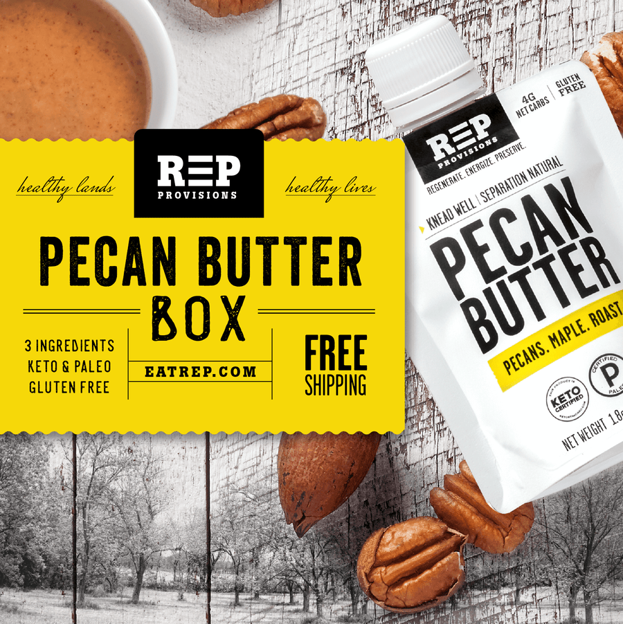 PECAN BUTTER BOX 1.8oz (18-PACK)