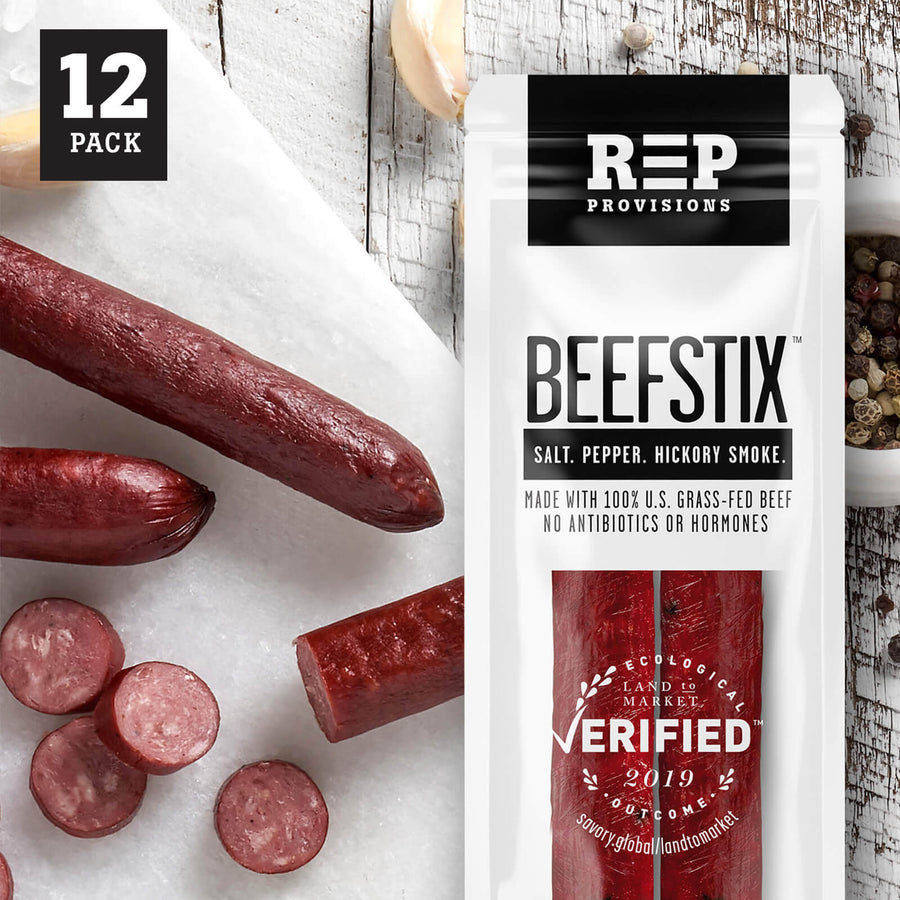 BEEFSTIXS 12-PACK (24 STICKS)