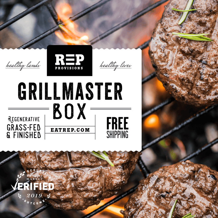 REP Regenerative Grillmaster Box