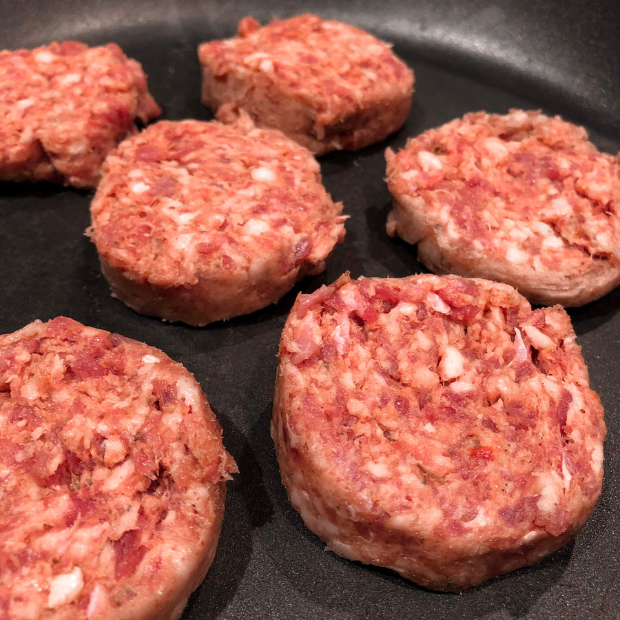 Mangalitsa Hot Breakfast Sausage (2)