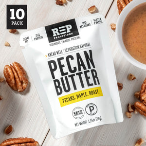 PECAN BUTTER SQUEEZE POUCH 1.15oz (10-PACK)
