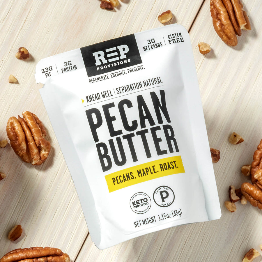 PECAN BUTTER SQUEEZE PACK (1.15oz)