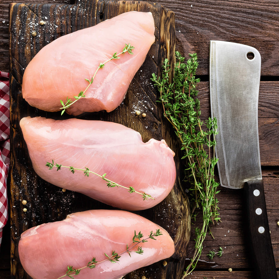 REP Provisions, Regenerative Pasture-Raised Chicken Breasts