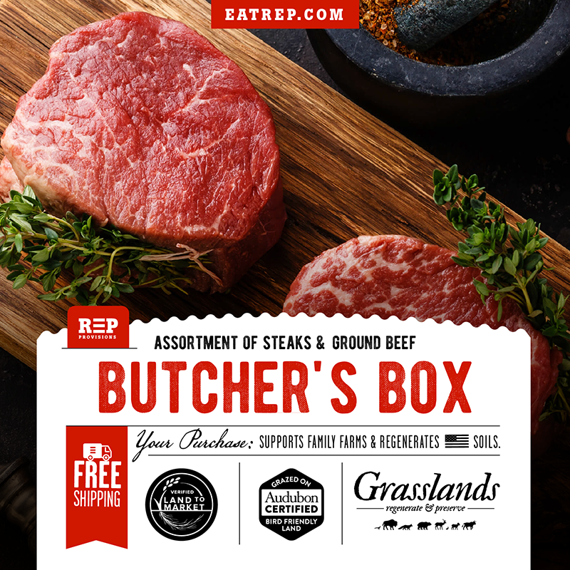 REP The Butcher's Box