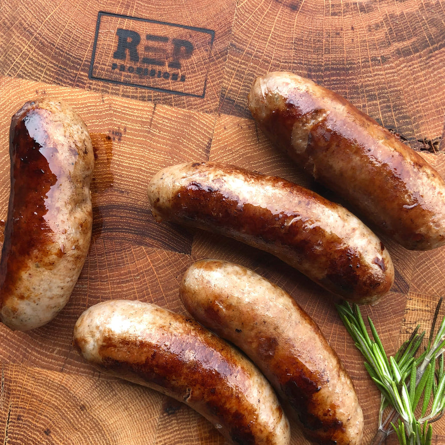 Mangalitsa Maple Sausage Links (2)