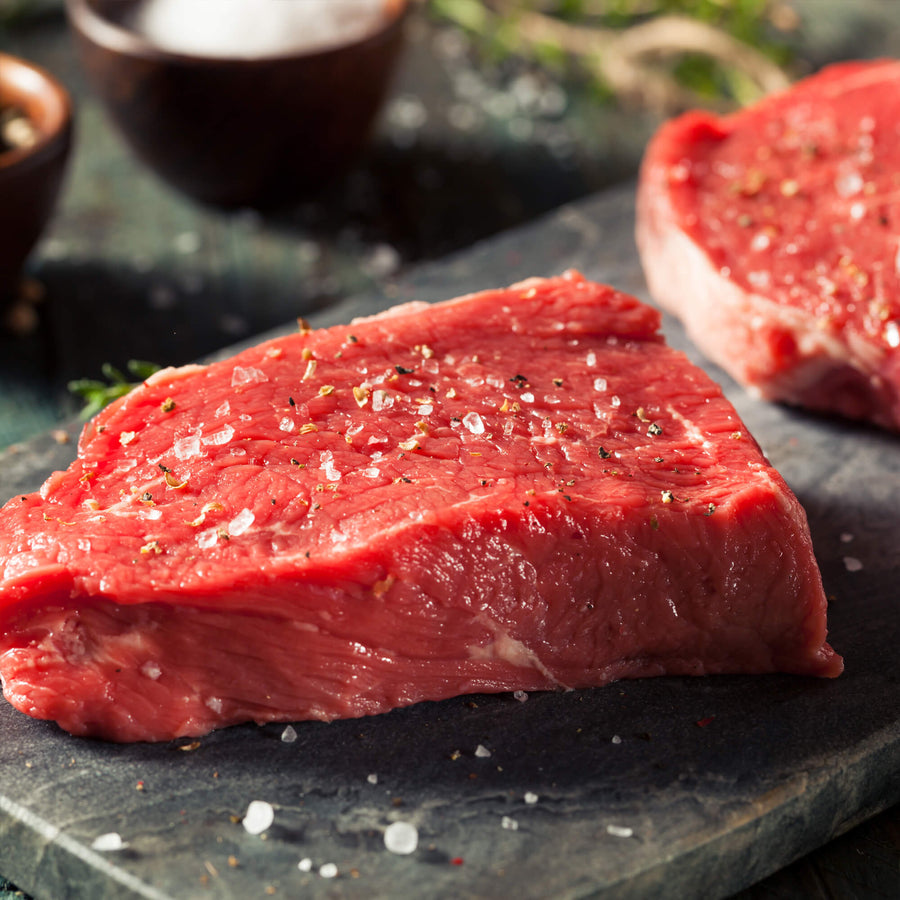 REP Regenerative Grass-fed Sirloin Steaks (2)
