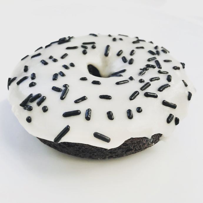 Black and White Donut Mix