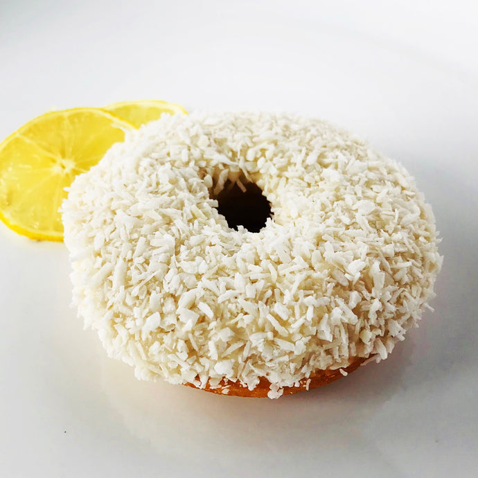 Lemon Coconut Donut Mix
