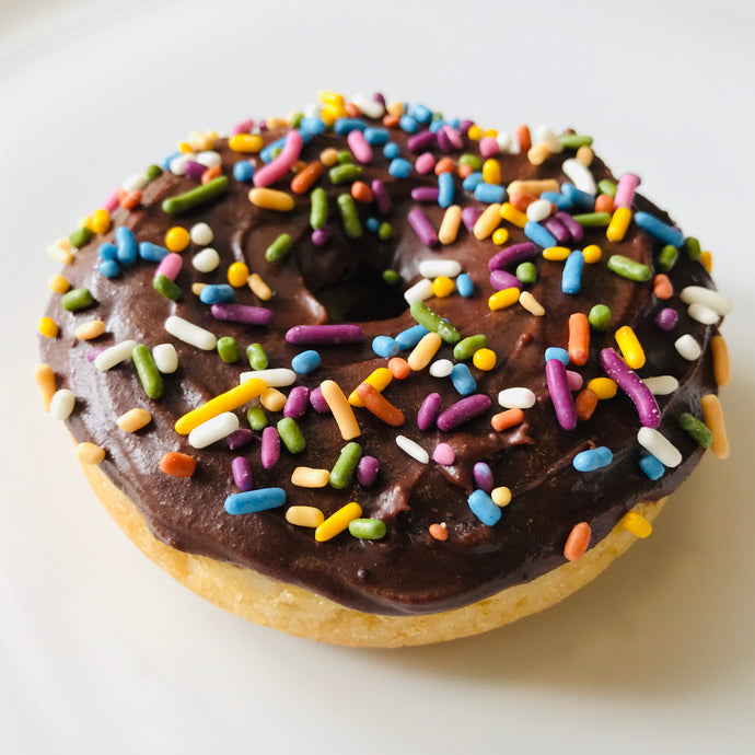 Vanilla Chocolate Sprinkle Donut Mix