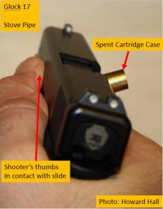 Diagnosing Pistol Malfunctions – Part 3: Failure to Eject