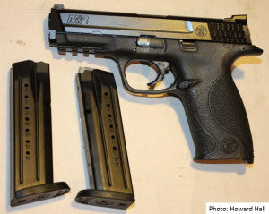 Smith and Wesson 9mm Pistol