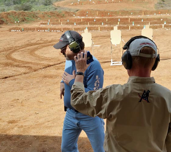 Advanced Pistol - Competition Fundamentals