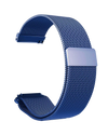 BLUE MESH - STAINLESS STEEL STRAP