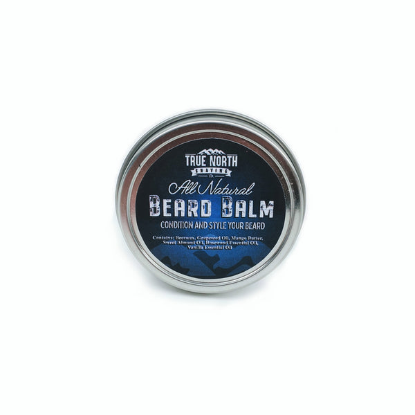 Beard Balm- All Natural Rosewood & Vanilla