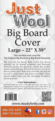 Wooly Big Board Cover