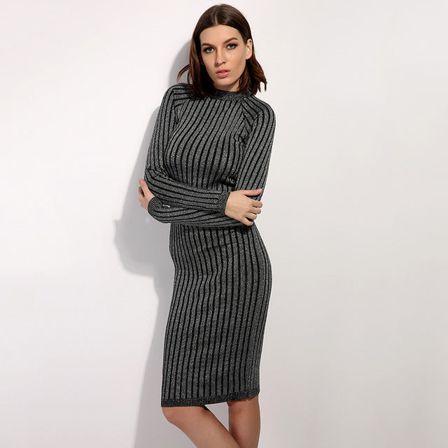 Charm Sweater Dress