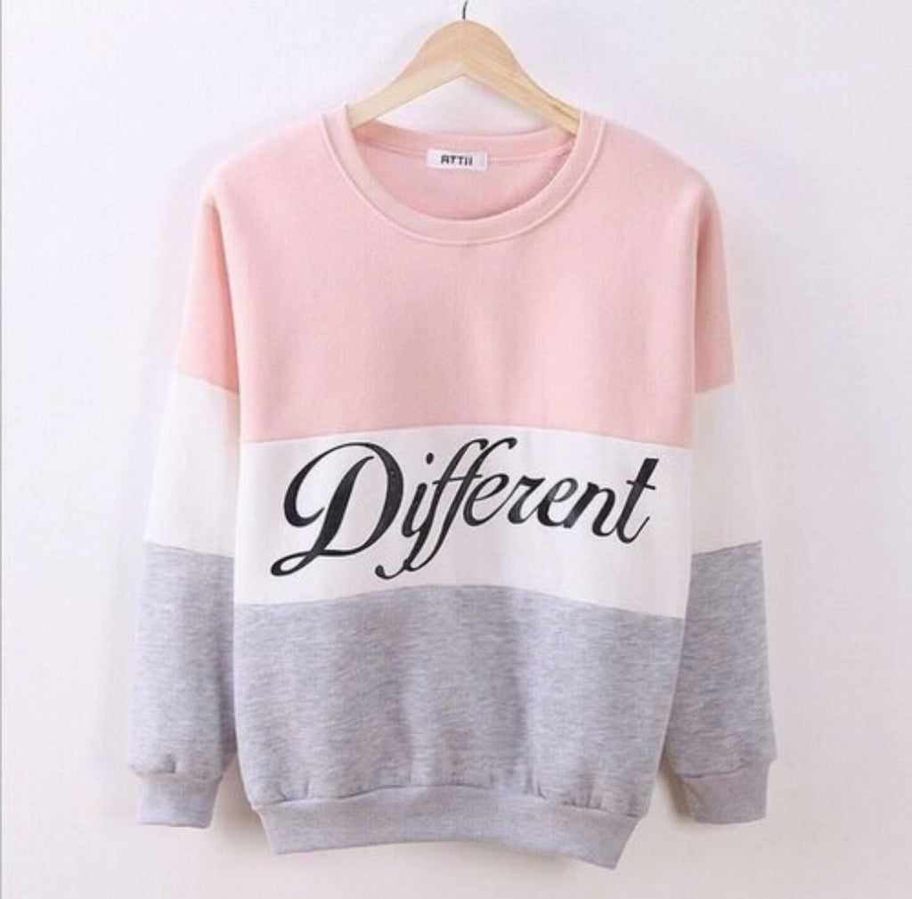 My Different Sweatshirt