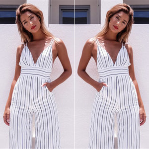 Strappy's Bodycon Playsuit