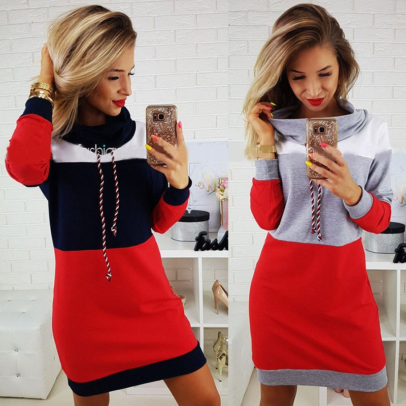 Long Sleeved Winter Dress