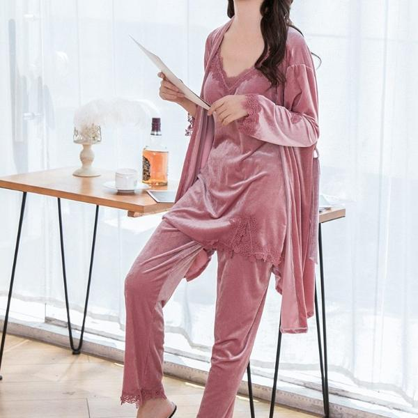 Winter Pajamas Set