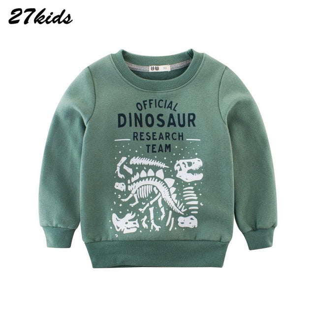Dino Boys Sweater