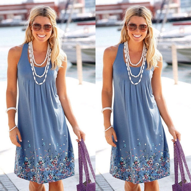 Casual Summer Dress