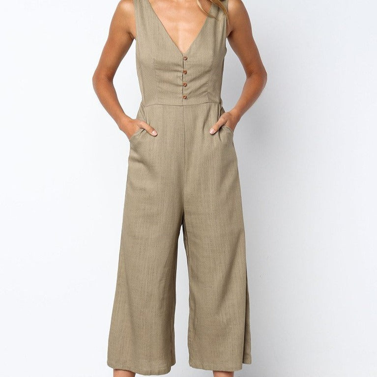 Anne's Formal Jumpsuit