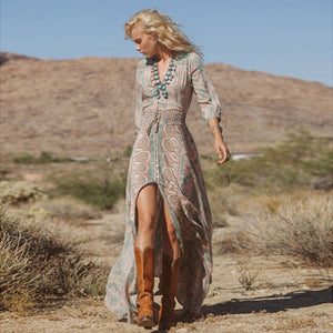Boho Fashion Dress