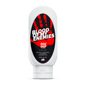 Blood of My Enemies - Raw Grip Liquid Chalk - Red