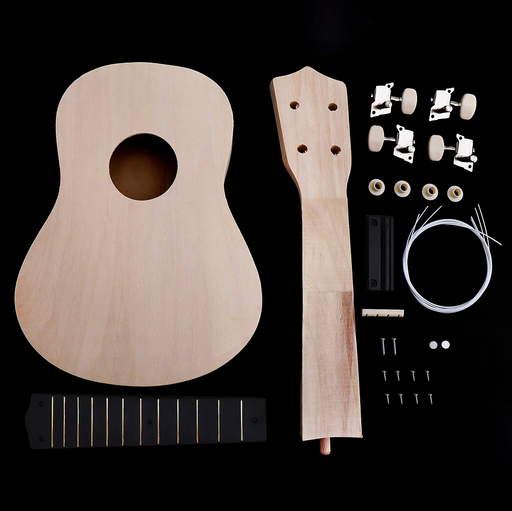 Happie Ukelele Gitaar Set™
